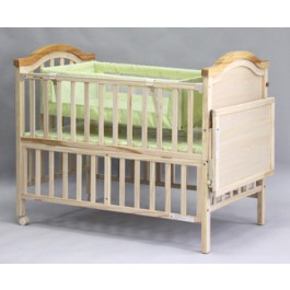 Дитяче ліжечко Geoby (Goodbaby) LMY632N колір H453 - салатовий