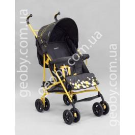 Візок Geoby (Goodbaby) D208DR-F колір JDJ - сіро-чорний з жовтим