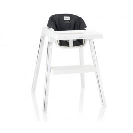 Кріселко для годування Inglesina Club колір graphite - сірий