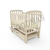 Дитяче деревяне ліжко Woodman Teddy