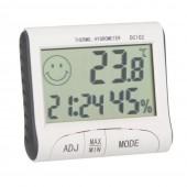 Термометр-гігрометр DC102