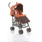 Візок прогулянковий Geoby (Goodbaby) D388W-F, колір OSH - оранжевий